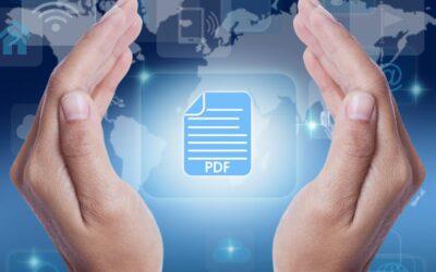 Traducción de documentos PDF: cómo distinguir entre diferentes tipos de archivos
